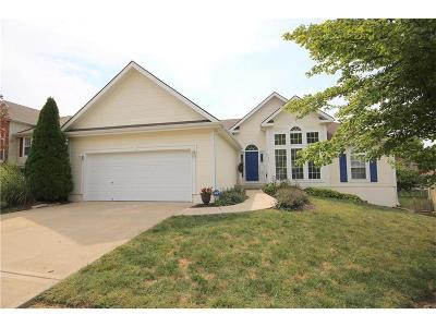 Platte City Single Family Home Show For Backups: 16065 NW 134th Street