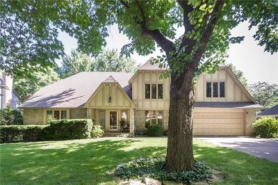 Leawood Single Family Home For Sale: 4403 W 126th Street