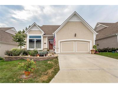 Overland Park Single Family Home For Sale: 6221 W 126th Terrace