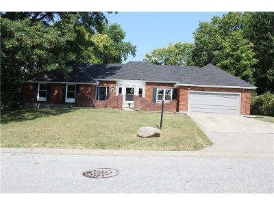 Kansas City Single Family Home For Sale: 518 NW 43rd Terrace