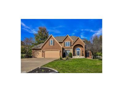 Overland Park Single Family Home For Sale: 14830 Melrose Street