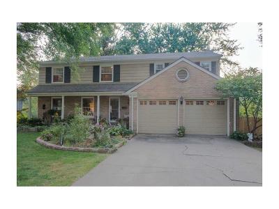 Johnson-KS County Single Family Home For Sale: 9524 Horton Street
