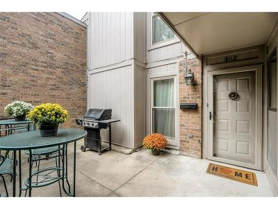 Mission Condo/Townhouse For Sale: 5112 W 62 Street