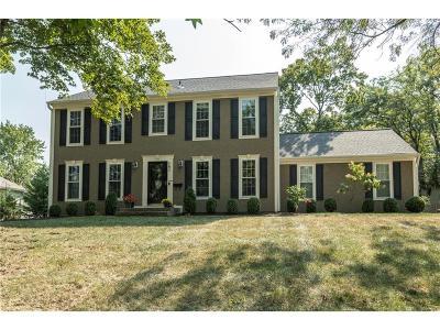 Kansas City Single Family Home For Sale: 741 W 121st Street