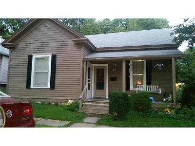 Liberty Single Family Home For Sale: 117 N Leonard Street