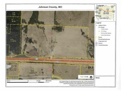 Warrensburg Residential Lots & Land For Sale: 455 NW 50 Highway