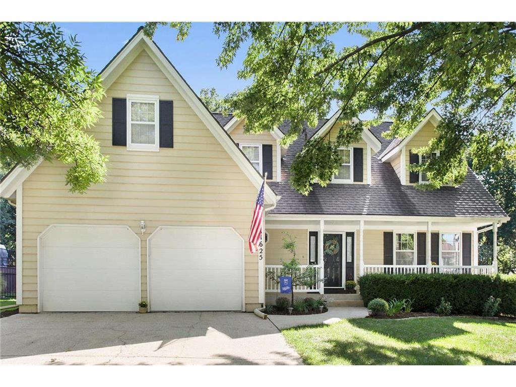 11625 Bond Street, Overland Park, KS | MLS# 2068849 | Chris Cagle