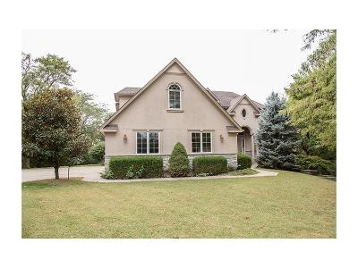 Olathe Single Family Home For Sale: 2211 W Valley Road
