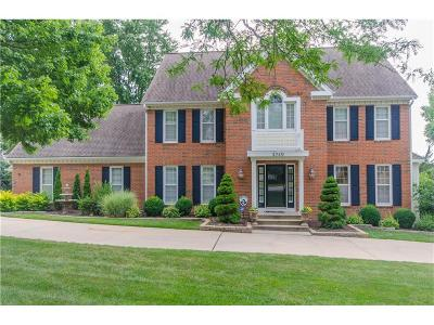 Leawood KS Single Family Home For Sale: $599,900