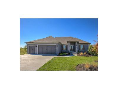 Raymore Single Family Home Pending: 1201 Serenity Court