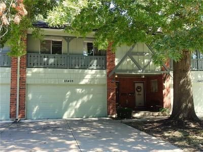 Overland Park Condo/Townhouse For Sale: 10405 Ash Street