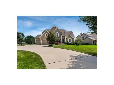 Overland Park Single Family Home For Sale: 14941 Rosewood Street