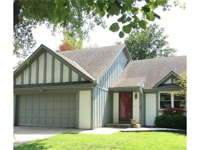 Olathe Single Family Home For Sale: 16301 W 126th Terrace