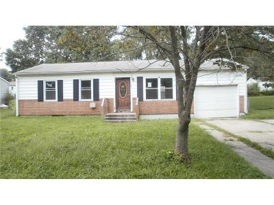 Independence MO Single Family Home For Sale: $59,900