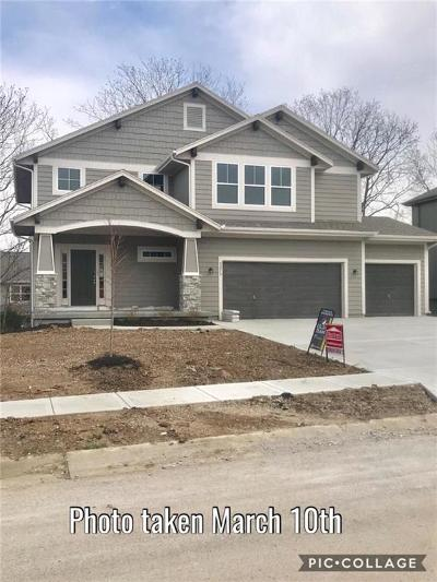 Shawnee Single Family Home For Sale: 5213 Meadow View