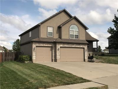 Raymore MO Single Family Home For Sale: $279,999