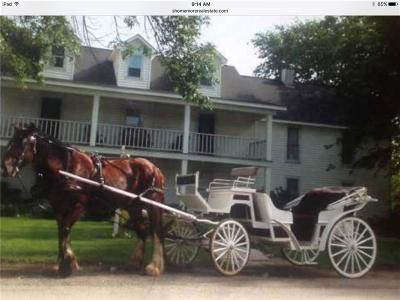 Daviess County Single Family Home For Sale: 106 E Main Street