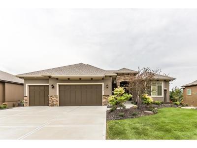 Olathe Single Family Home For Sale: 12224 S Solomon Road