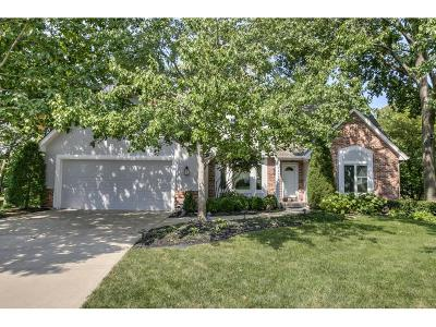 Overland Park Single Family Home For Sale: 12005 Westgate Street