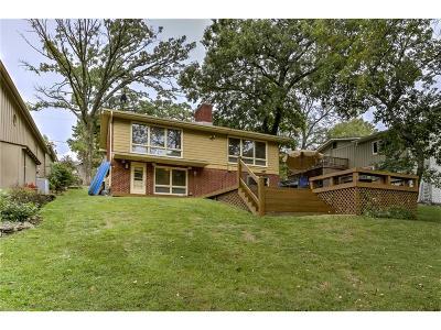 Lake Waukomis Single Family Home For Sale: 419 NW North Shore Drive