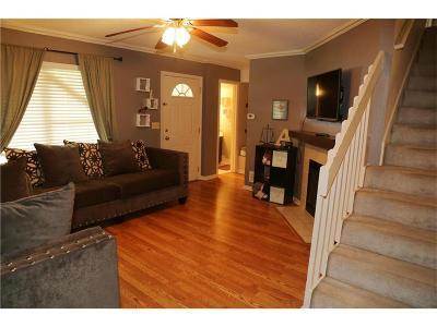 Olathe Condo/Townhouse For Sale: 1659 E 120th Street