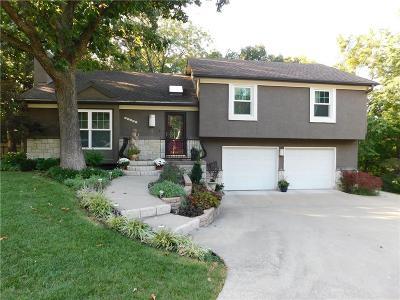 Overland Park Single Family Home For Sale: 15606 Outlook Street