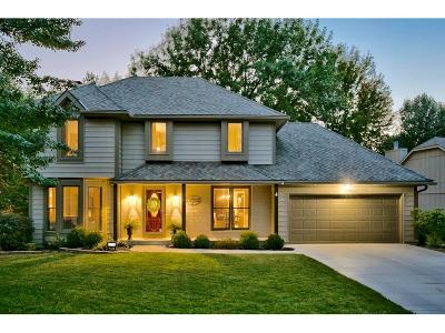 Olathe Single Family Home For Sale: 13718 S Brougham Drive