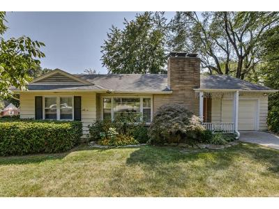 Kansas City Single Family Home For Sale: 211 NW Briarcliff Road