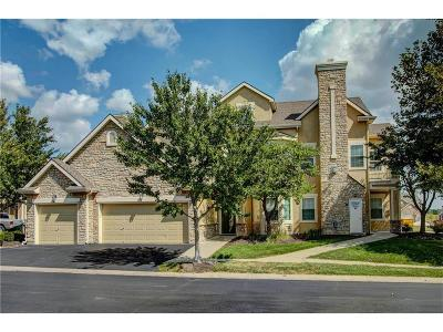 Overland Park Condo/Townhouse For Sale: 4523 W 159th Terrace #210