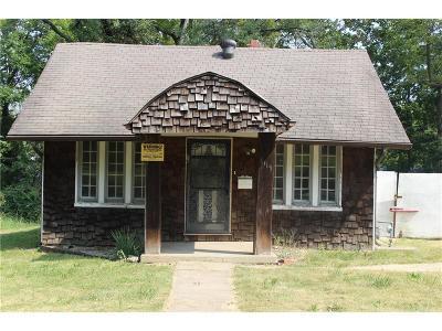 Kansas City Single Family Home For Sale: 6119 Agnes Avenue