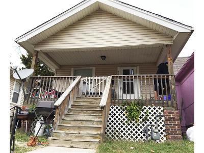 Kansas City Single Family Home For Sale: 4122 E 6th Street
