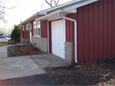 Overland Park KS Single Family Home For Sale: $162,500