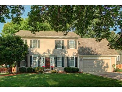 Overland Park Single Family Home For Sale: 10420 Flint Street