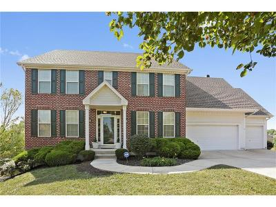Overland Park Single Family Home For Sale: 13291 Bluejacket Street