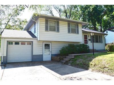 Kansas City Single Family Home For Sale: 7821 NE San Rafael Drive