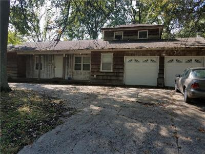 Kansas City MO Single Family Home Pending: $65,000