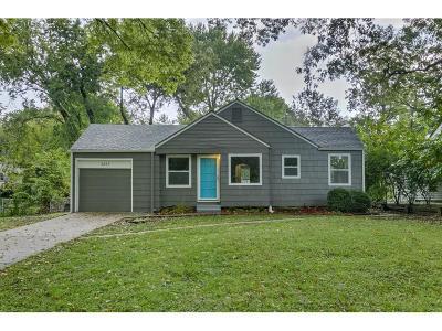 Kansas City Single Family Home For Sale: 4845 NE Davidson Road