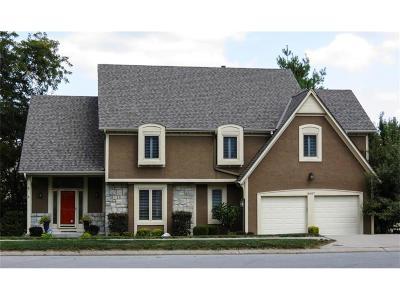 Kansas City Single Family Home For Sale: 8607 N Beaman Avenue