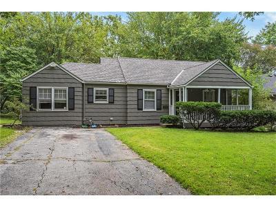 Kansas City Single Family Home For Sale: 8825 Iroquois Trail