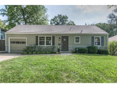Kansas City Single Family Home For Sale: 8203 Mercier Street