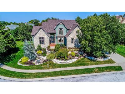 Overland Park KS Single Family Home For Sale: $799,950