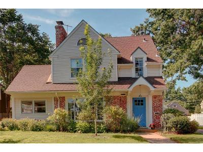 Kansas City Single Family Home For Sale: 611 E 64th Terrace