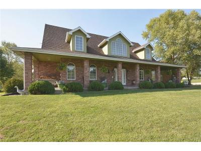 Single Family Home For Sale: 23860 Mo 371 Highway