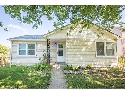 Liberty Single Family Home For Sale: 421 N Ridge Avenue