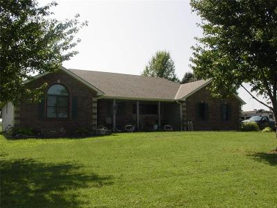Warrensburg Single Family Home For Sale: 412 NW 200th Road