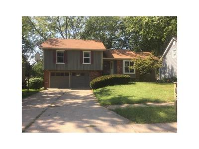 Liberty Single Family Home For Sale: 1124 Bristol Way