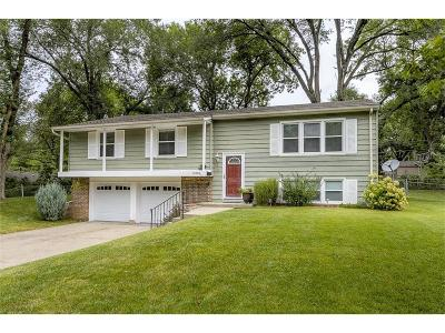 Overland Park Single Family Home For Sale: 10206 W 89th Terrace