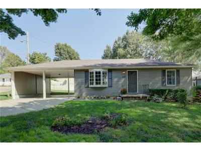 Platte City Single Family Home For Sale: 525 1st Street