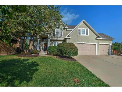 Overland Park Single Family Home For Sale: 7510 W 145th Terrace