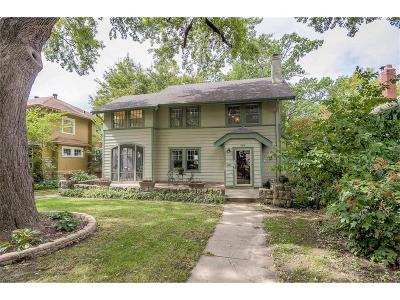 Kansas City Single Family Home For Sale: 5916 McGee Street